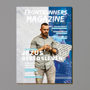 frontrunnersministries.nl - shop - product - Magazine 2020 - Afbeelding